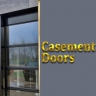 Squares uPVC DOors And Windows Systems