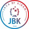 Java By Kiran