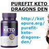 Purefit Keto Dragons Den