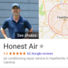 Honest Air Fayetteville NC