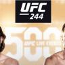 UFC 244 Live Strream