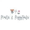 Pearls and Piggytails
