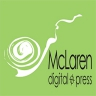 Mclaren digital Press